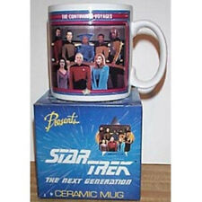Star Trek: The Next Generation Tv Series Cast Photo Mug 1992 New Unused