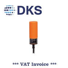 IFM KI5001 Capacitive Sensor M30 DC pnp NC 15mm cable 2m 000910