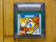 JEU NINTENDO GAME BOY @@ COLOR @@ ADVANCE @@ PLAYMOBIL HYPE TIME QUEST@@ TEST OK