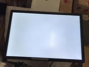"""Dell UltraSharp U2412M 1920 x 1200 24"""" LED LCD Monitor Display Port DVI READ"""