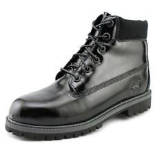 Chaussures noirs Timberland à lacets pour garçon de 2 à 16 ans