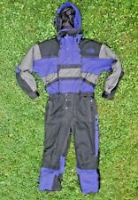 The North Face Steep Tech Scot Schmidt Ultrex Mountaineering Ski Suit Mens M