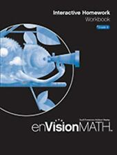 Math 2009 Homework Workbook Grade 4 : Interactive Homework, Grade 4 by Scott Fo…