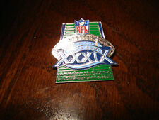 SUPER BOWL XXXIX Field Pin PATRIOTS CHAMPIONS!!