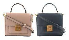 Michael Kors  Mindy Mini Convertible Leather Crossbody Handbag