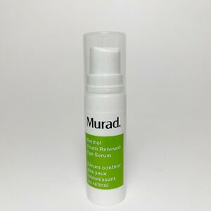 Murad Retinol Youth Renewal Eye Serum .17 oz / 5 mL Travel Size NEW