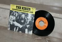 ep 2 titres / the kinks- supersonic rocket ship