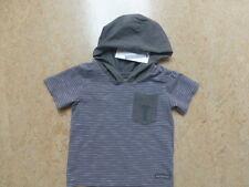 Kindershirt / T-Shirt mit Kapuze / Sweatshirt / Poloshirt Gr.80 bellybutton  Jun