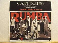 "★★ 12"" LP - CLAUDE BOLLING - La Rumba (Michel Piccoli) - OST - FRANCE Trema"