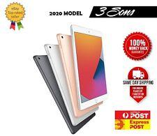 New Apple iPad 8th Gen. 32GB / 128GB WiFi Unlocked Gold Silver Gray [AU Seller]