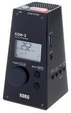 Korg metronomo digitale KDM-3 BK Black