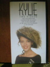 KYLIE MINOGUE K7 VIDEO UK THE VIDEOS