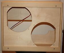 rawcabs 2x12 narrow panel twin extension speaker cabinet handcrafted diy project