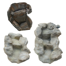 More details for oase rockways atlantis midi waterfall pond water feature realistic natural