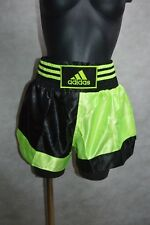 SHORT KICK BOXING   ADIDAS TAILLE M/170 BOXE THAI/MMA/FREE FIGHT