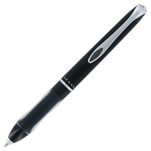 Sensa Ballpoint Pen Cloud 9  Black New  Super Grip Japan *