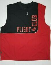 *Rare Vintage Nike Air Jordan Flight Club Basketball Jersey Sz 3Xl Xxxl Bulls
