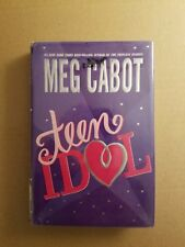 Teen Idol by Meg Cabot (2004, Hardcover) - First Edition