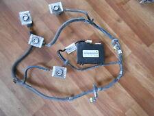 Opel Vectra C Limo PDC Sensor Kabelbaum Stoßstange hinten Parksensor Steuergerät
