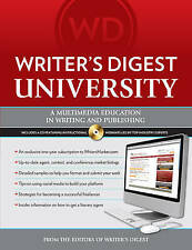 NEW Writer's Digest University: Everything You Need to Write and Sell Your Work