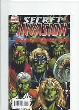 Marvel Comics Secret Invasion Who Do You Trust One Shot NM-/M 2008