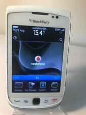 BlackBerry Torch 9800 - 4GB - White (Unlocked) Smartphone Mobile QWERTY