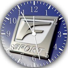 Lexus F Sport Frameless Borderless Wall Clock Nice For Gifts or Decor W445