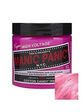 Manic Panic Hair Dye High Voltage 118ml - Cotton Candy Pink