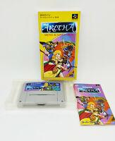 Snes Super Famicom Nintendo - Aretha 1 - Version Japon