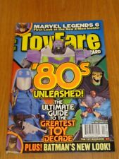 TOYFARE #80 APRIL 2004 BATMAN WOLVERINE MARVEL X-MEN US MAGAZINE =