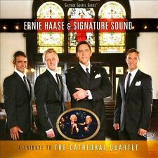 Ernie Haase & Signature Sound : Tribute to the Cathedral Quartet CD