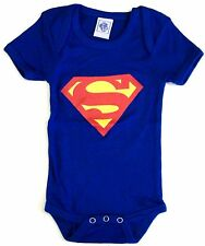 SUPERMAN BODY BEBE 18-24 MOIS - BABY BODY 18-24 MONTHS