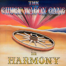 In Harmony by Chuck Wagon Gang (CD, 1984, Copperfield)