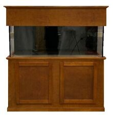 180 gallon custom acrylic aquarium and cabinet combo, reef ready