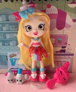 Shopkins Shoppies Girls' Day Out - MAKAELLA WISH Doll.