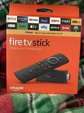 Amazon Fire TV Stick (3rd Gen) 2020 FHD Media Streamer with Alexa Voice Remote
