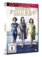 Hidden Figures - Unerkannte Heldinnen [DVD/NEU&OVP] Kirsten Dunst, Jim Parsons,