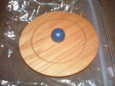 Martin Brayman Custom Wooden Lid fits Longaberger Cc Miniature Banker's Waste