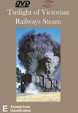 TWILIGHT OF VICTORIAN RAILWAYS STEAM