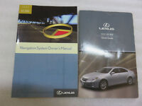 2007 Lexus ES 350 Owners Manual Guide Book