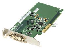 Dell X8762 ADD2 Dual Pad Silicon Image Low Profile PCIe16x Add-On DVI Video Card