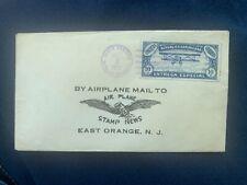 1920 Dominican republic flight cover