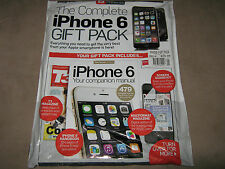 SEALED! The Complete iPHONE 6 GIFT PACK Handbook Screen Guard Kit T3 Mac UK $30