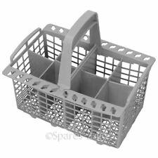 ZANUSSI Genuine Dishwasher Grey Cutlery Basket 8 Compartment C00094297 Spare