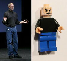 LEGO STEVE JOBS Apple iPhone iWatch Computer CEO Collectible Figure Minifigure