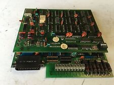 BANDIT 214 069 33D Resolver  DC Motor Logic Board with 214 069 34 board