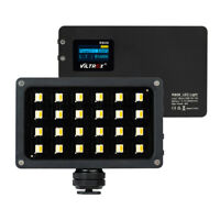 Viltrox RB08 720LM LED Video Light Fill for Phone Shooting Digital DSLR Cameras