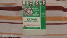 Used October 1964 Bicycle Journal: Rare Schwinn & other Muscle Bike Info