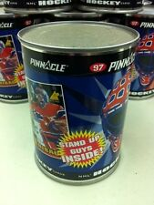 (Jocelyn Thibault) 1997-98 Pinnacle Inside Hockey Factory Pack(12 Cds/Large Can)