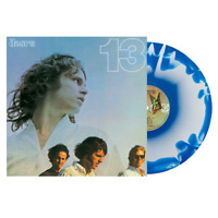 The Doors- 13 of their very best on =blue/white splater color . SEALED* Ship 9/5